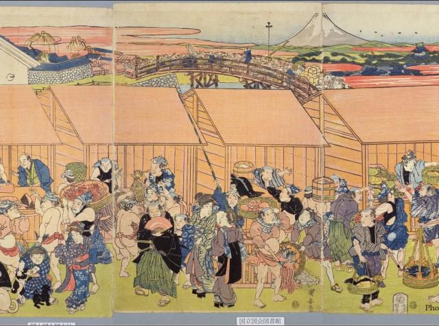 江户前――传授江户居民的口味和自豪