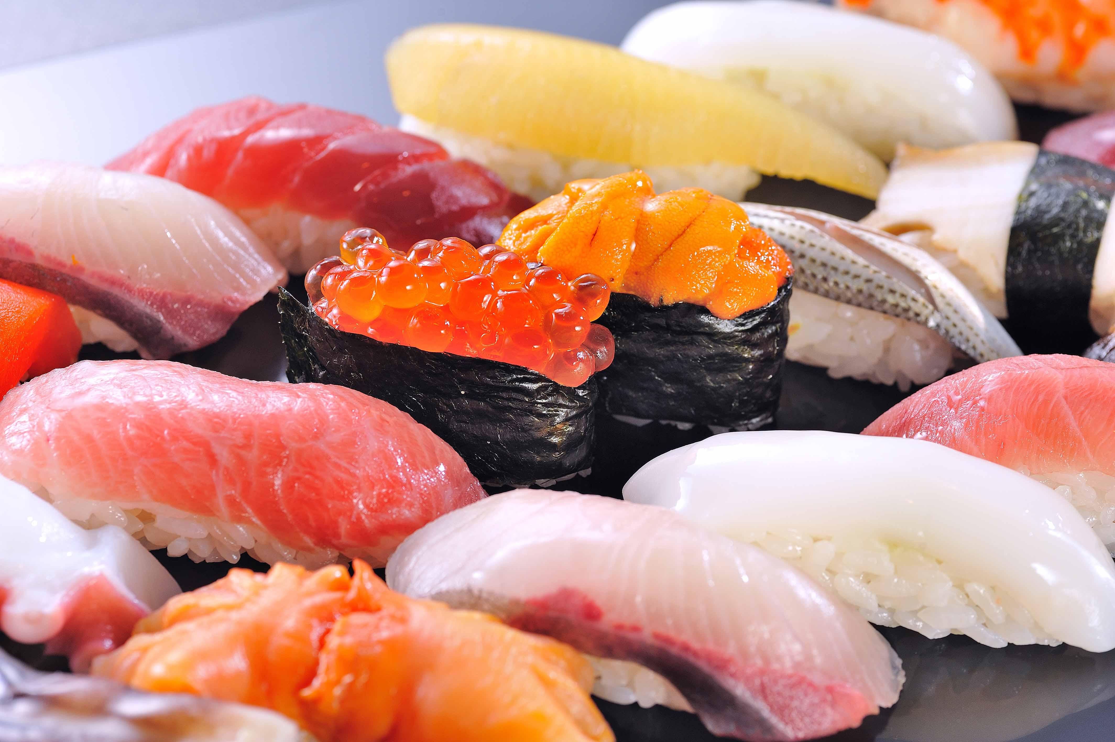 寿司 | 东京 日本桥 | 可以体验今昔日本文化的城镇